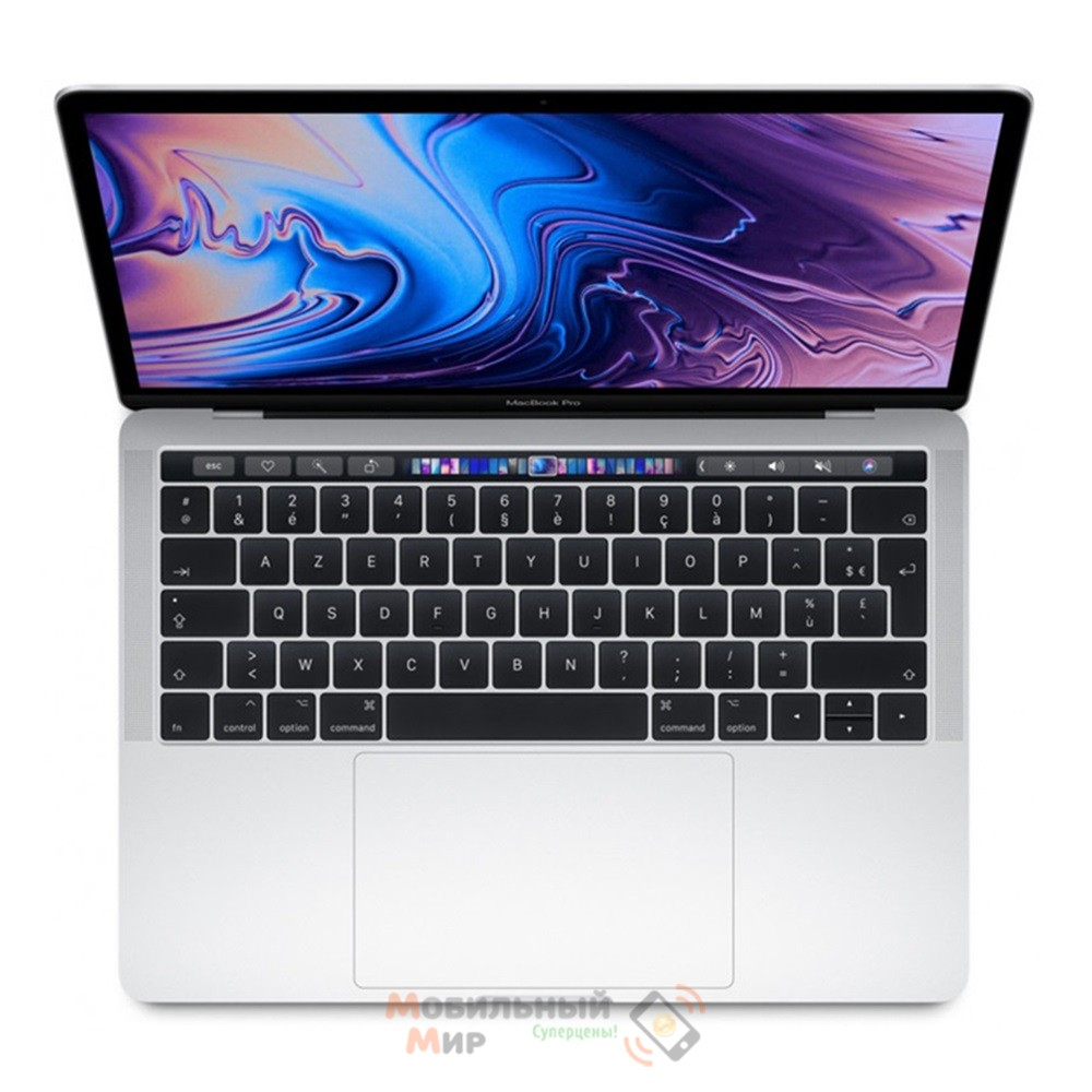 "Ноутбук Apple MacBook Pro Touch Bar 13"" 128GB Silver 2019 (MUHQ2)"