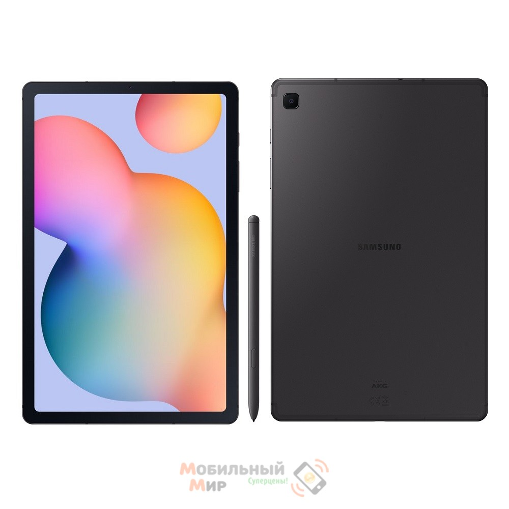 Планшет Samsung Galaxy Tab S6 Lite P615 10.4 4/64GB LTE-Wi-Fi (SM-P615NZAASEK) Grey