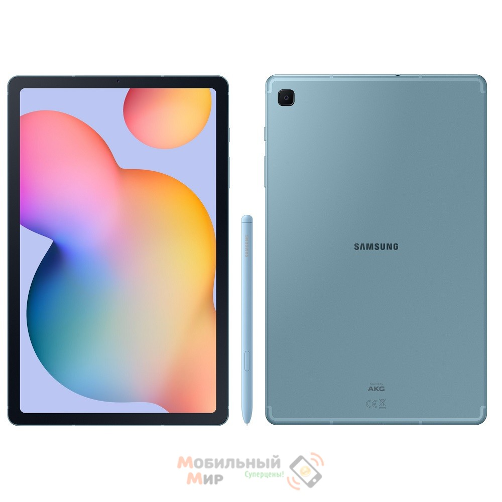 Планшет Samsung Galaxy Tab S6 Lite P615 10.4 4/64GB LTE-Wi-Fi (SM-P615NZAASEK) Blue