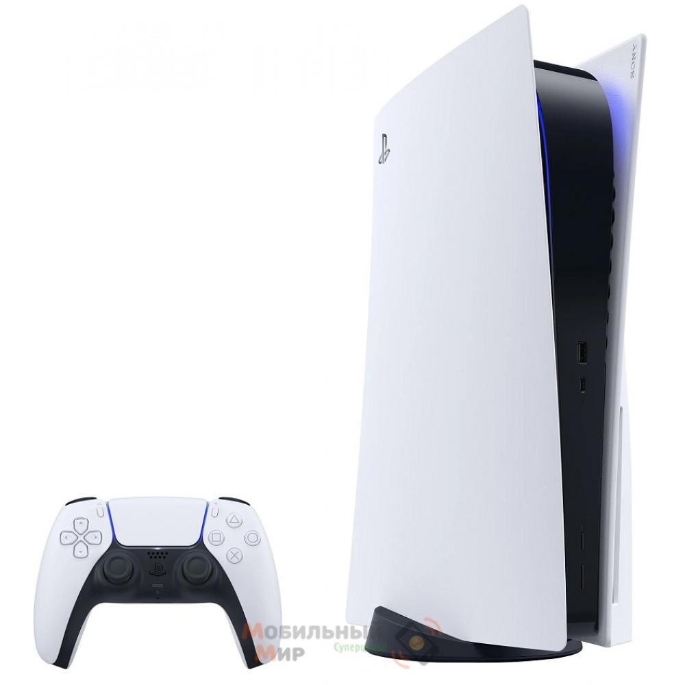 Игровая приставка SONY PlayStation 5 BluRay+SONY PlayStation DualSense White
