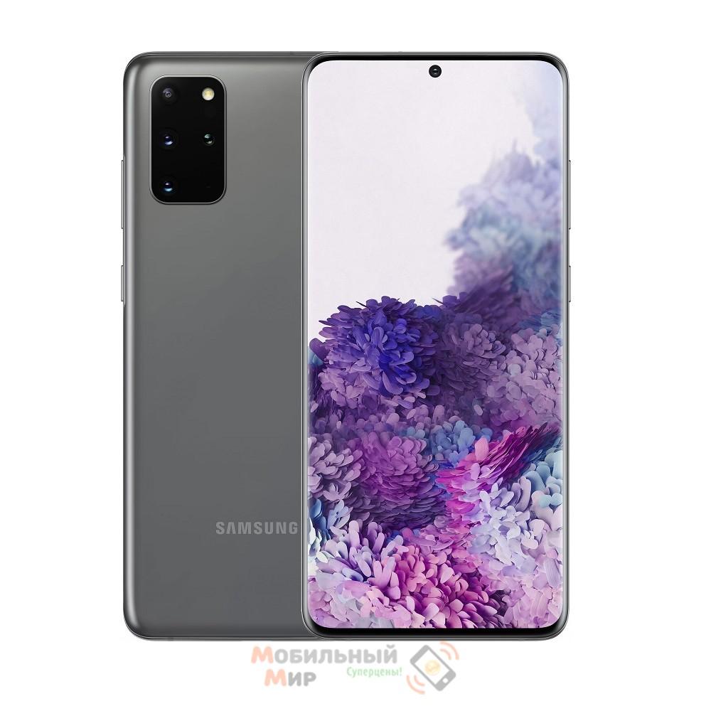 Samsung Galaxy S20 Plus 2020 G985F 8/128GB Cosmic Gray (SM-G985FZADSEK)