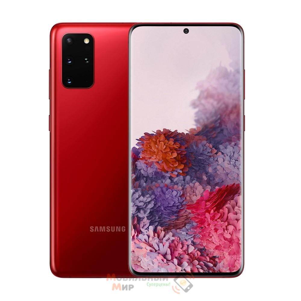 Samsung Galaxy S20 Plus 2020 G985F 8/128GB Red (SM-G985FZRDSEK)