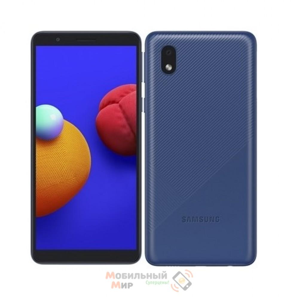 Смартфон Samsung Galaxy A01 Core 2020 A013F 1/16GB Blue (SM-A013FZBDSEK)