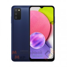 Samsung Galaxy A03s 2021 A037F 3/32GB Blue (SM-A037FZBDSEK)