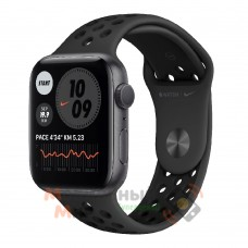 Смарт-часы Apple Watch Nike Series 6 40mm Anthracite/Black (M00X3)