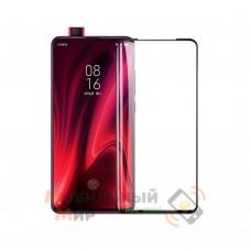 Защитное стекло Full Glue для Xiaomi Redmi K20/K20 Pro/Mi 9T 5D Black
