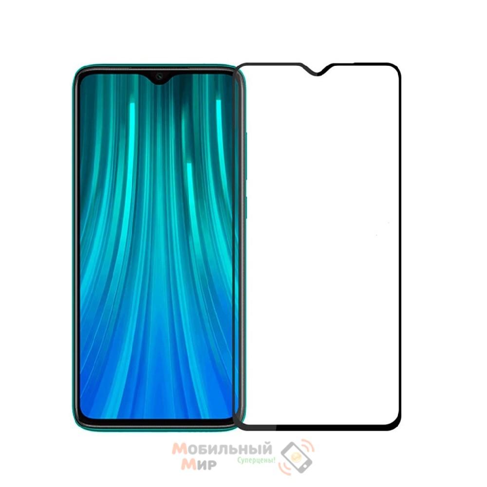 Защитное стекло Full Glue для Xiaomi Redmi Note 8 Pro 5D Black