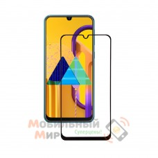 Защитное стекло 5D Lion Full Glue для Samsung M21/M215 2020 Black