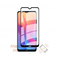 Защитное стекло 5D Lion Full Glue для Xiaomi Redmi 8/8A Black