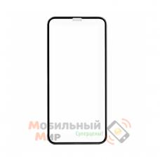 Защитное стекло Premium 6D для iPhone 12 mini Black