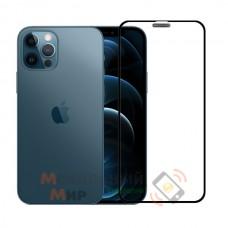 Защитное стекло Premium 6D для iPhone 12 Pro Max Black