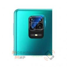 Защитное стекло на заднюю камеру Xiaomi Redmi Note 9 Pro