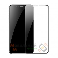 Защитное стекло 3D OneGlass для iPhone 12 Pro Black