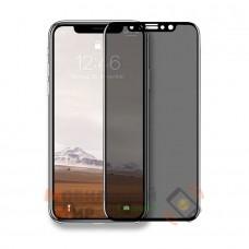 Защитное стекло 3D Antishpion для iPhone 12/12 Pro Black